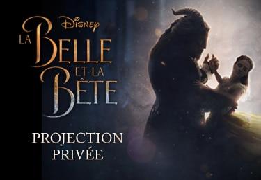 Projection privée La Belle et la Bête par les Fans Disney d'Alsace