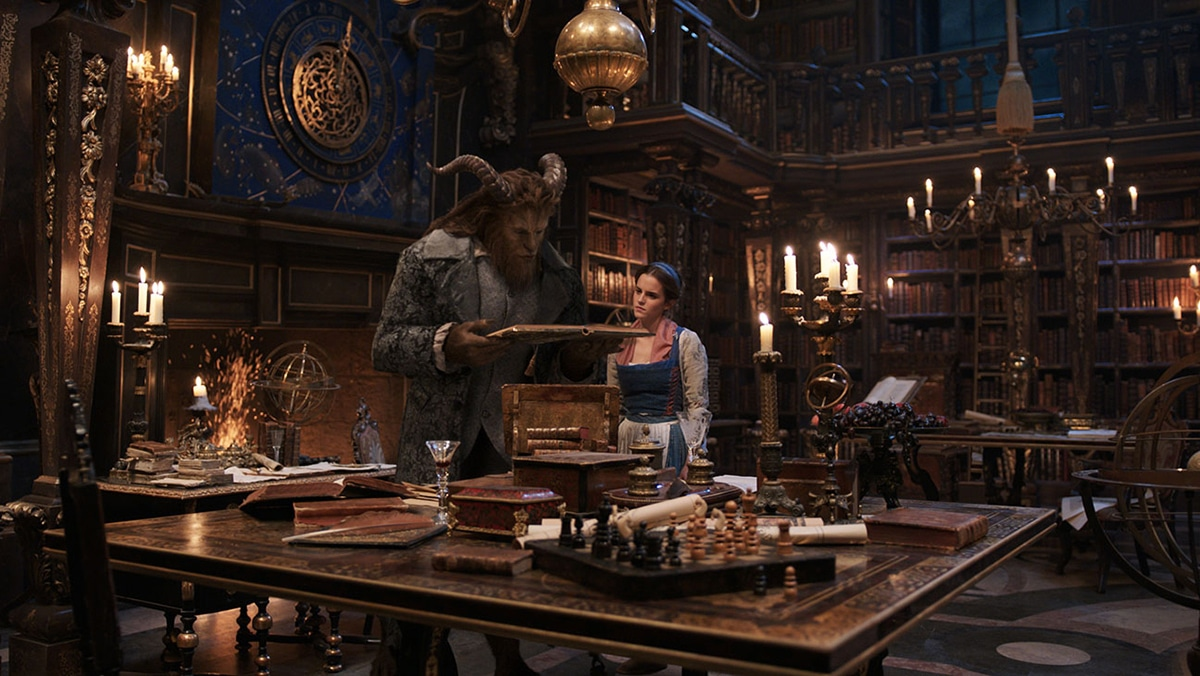 La librairie de la Bête