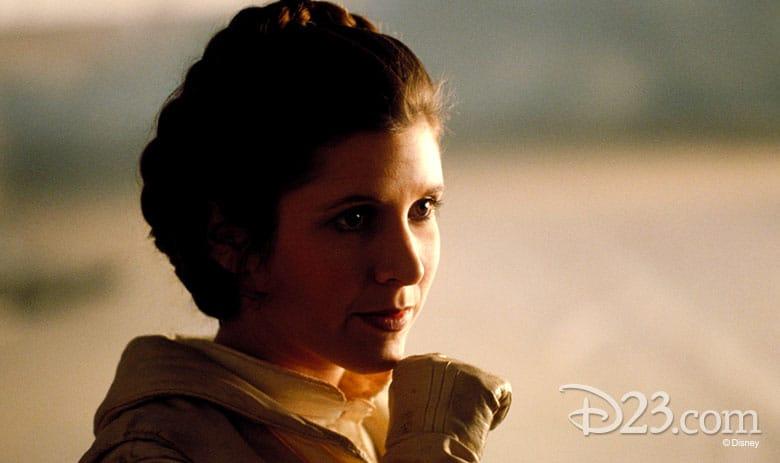 Carrie Fisher Disney Legends Awards