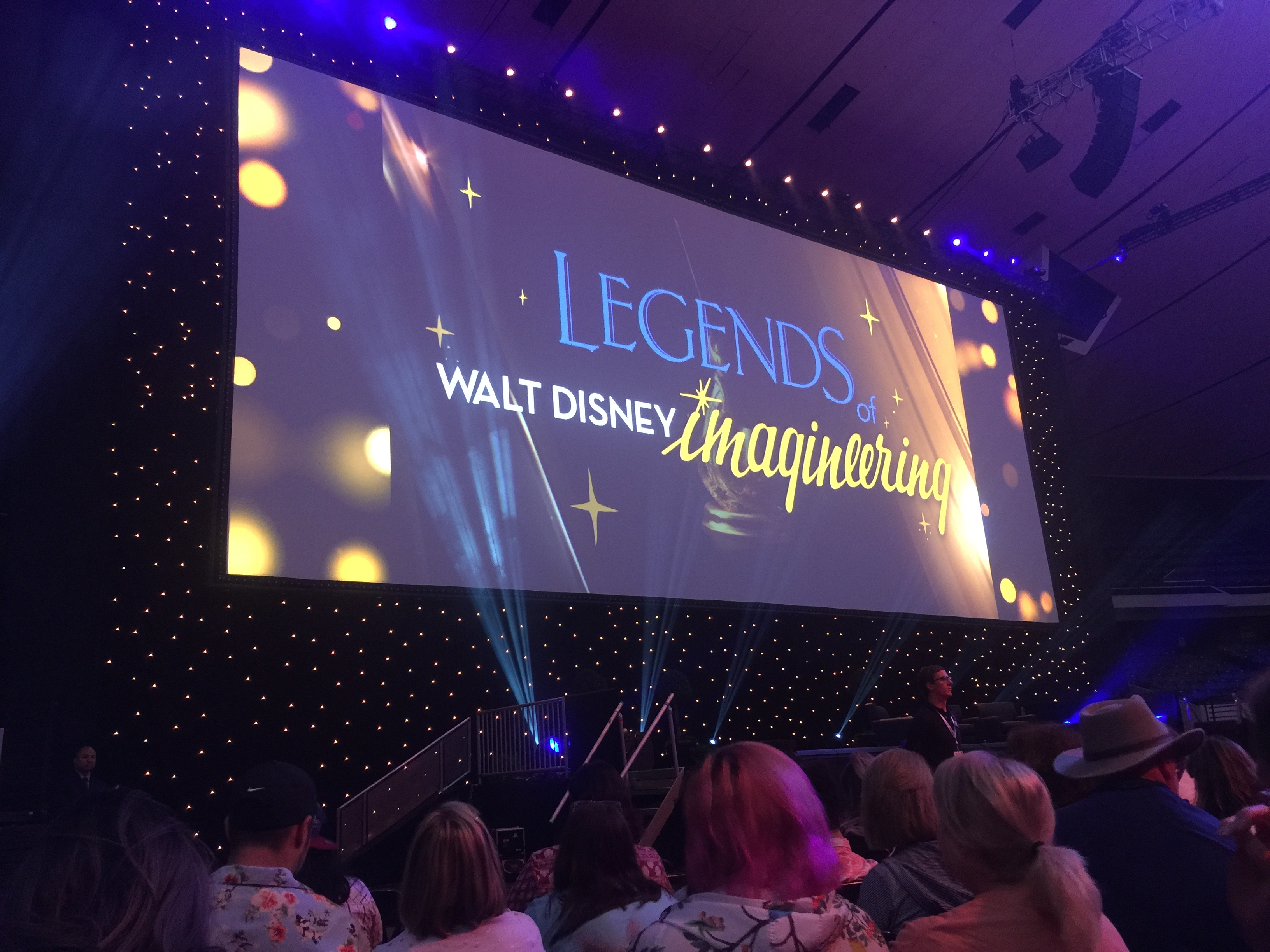 Legends of Walt Disney Imagineering