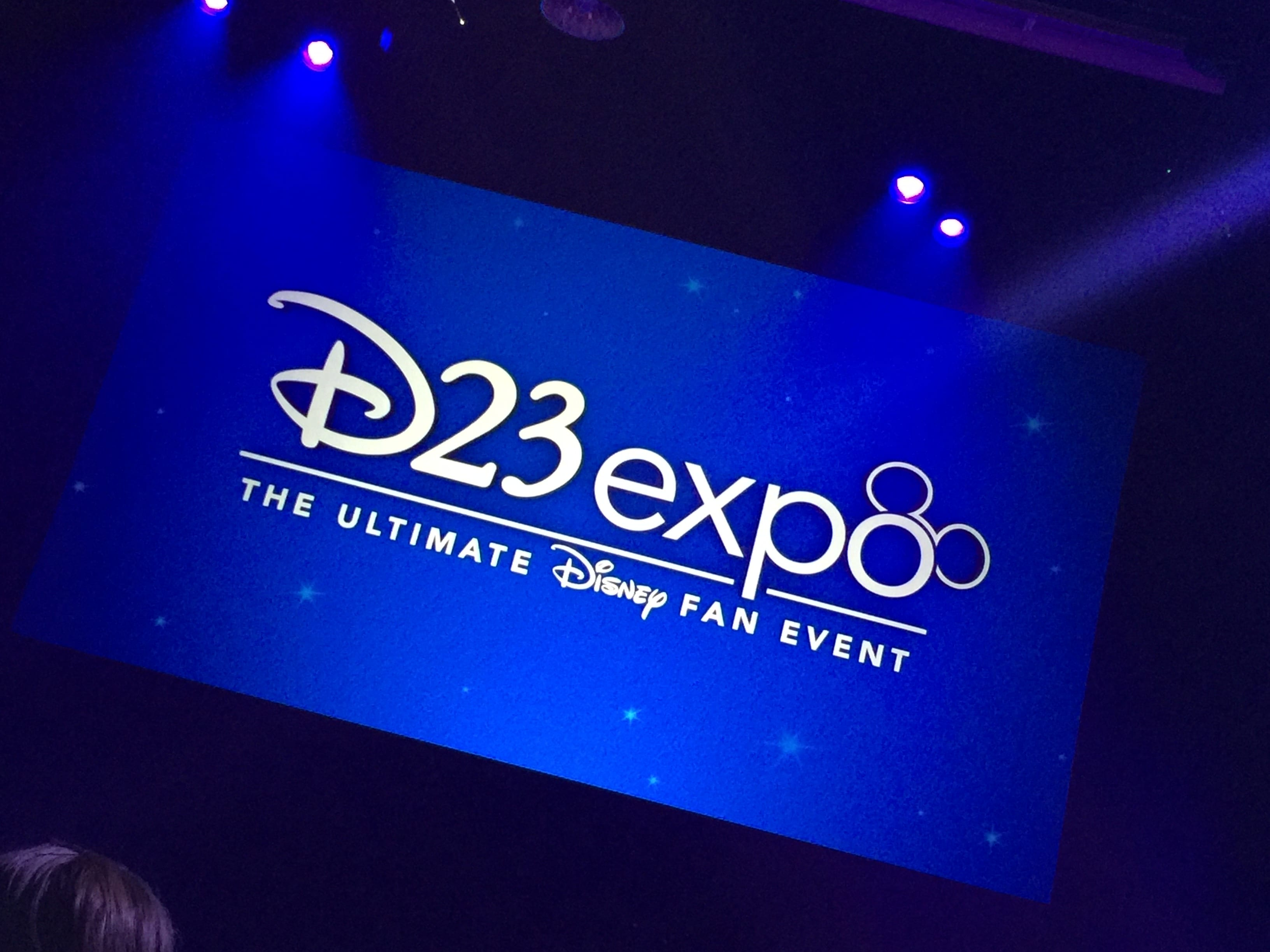 Walt Disney Parks & Resorts D23Expo Panel