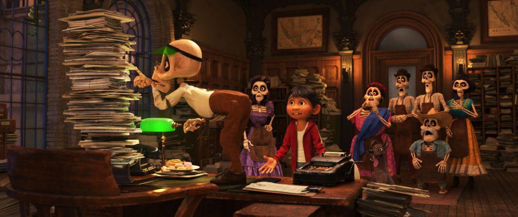 Miguel et sa famille, Coco, Disney-Pixar