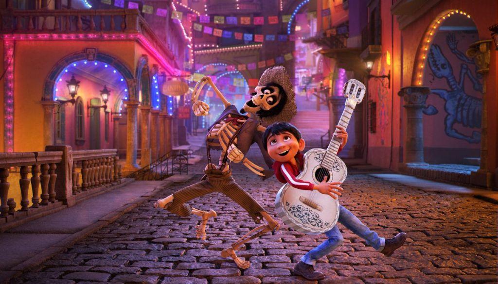 Miguel et Hector, Coco, Disney-Pixar
