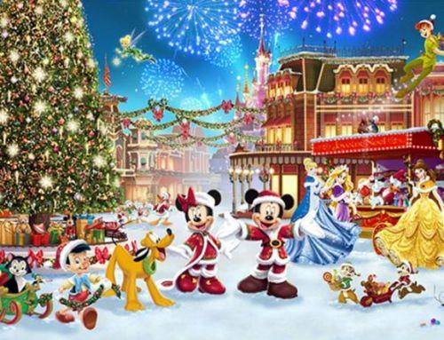 Les Fans Disney d'Alsace fêtent Noël 2019