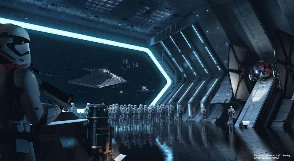 Star Wars Land Premier Ordre
