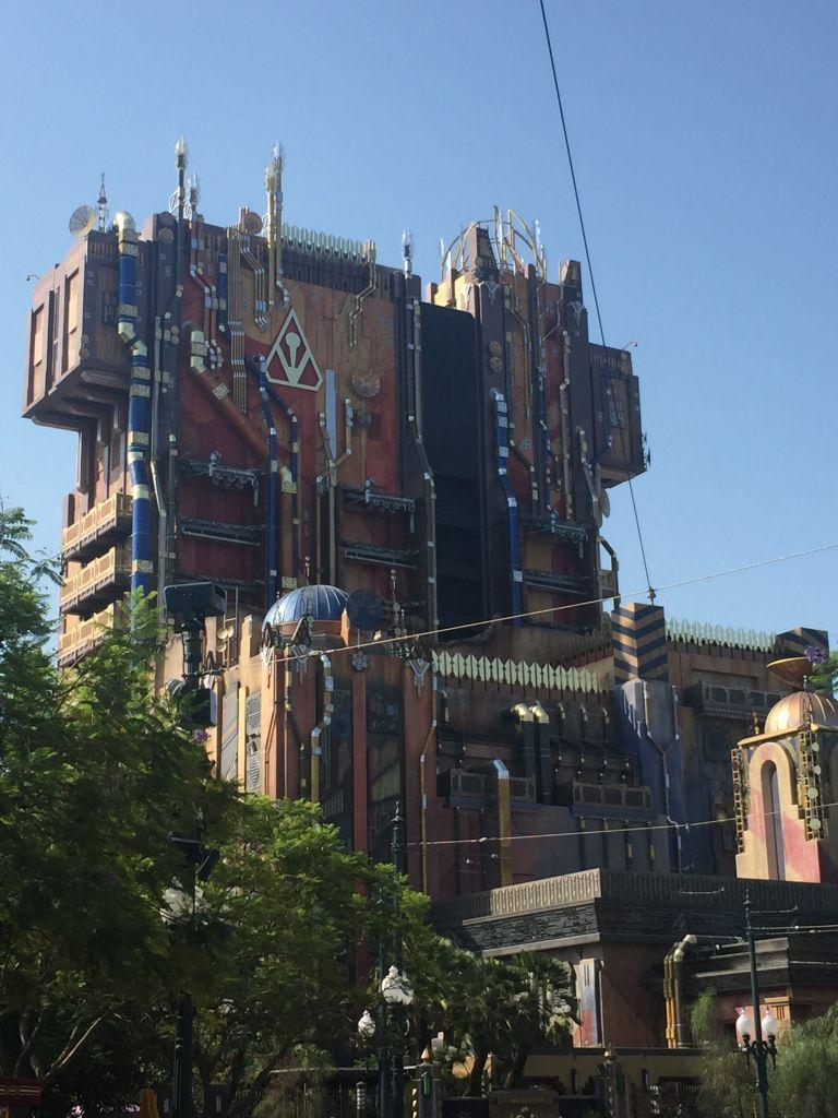 Histoire De La Tour De La Terreur Tower Of Terror Attraction Disney Majeure