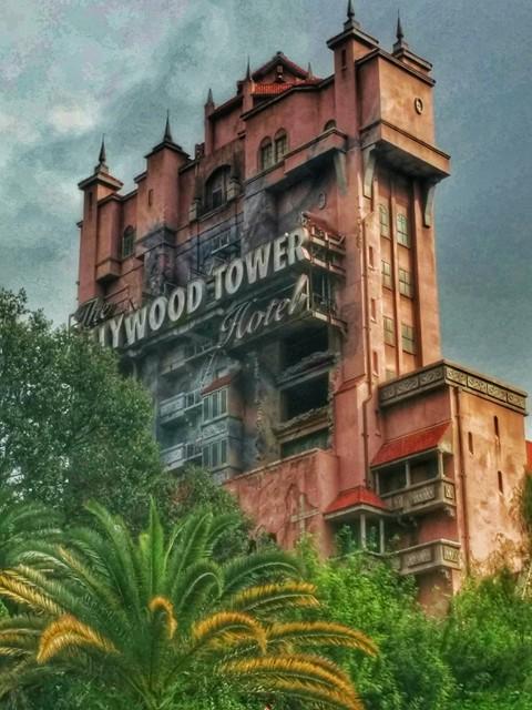 Twilight Zone Tower of Terror, Disney's Hollywood Studios