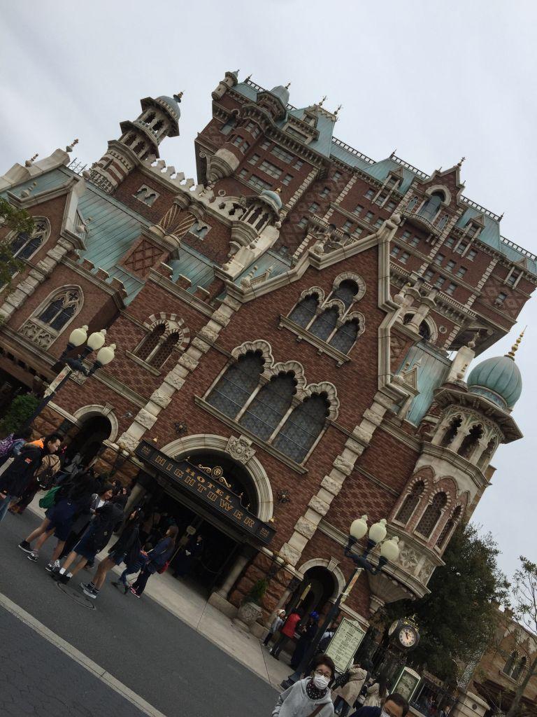 Tower of Terror à Tokyo DisneySea