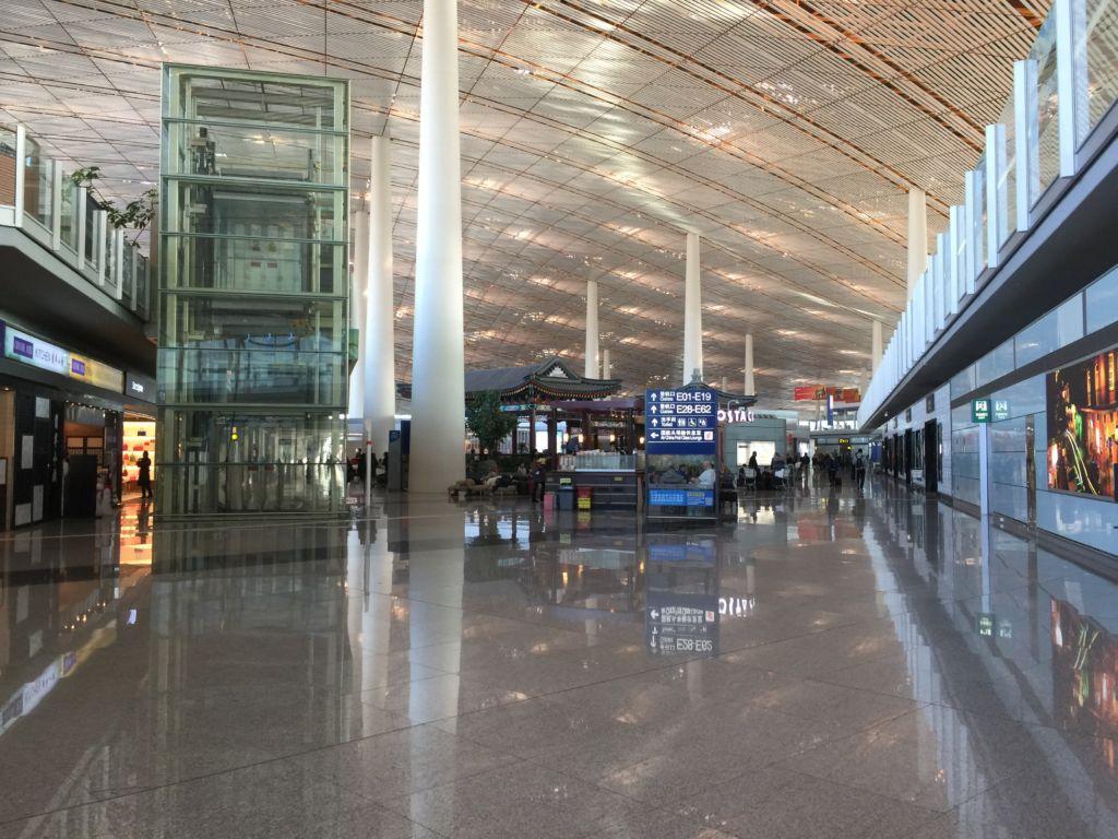 Aéroport de Beijin