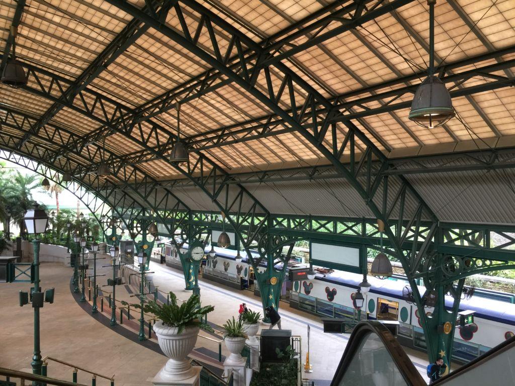 Gare de Hong Kong Disneyland