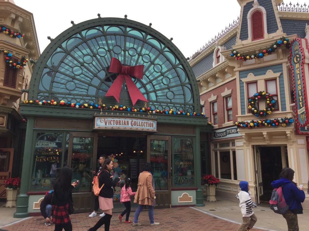 Main Street USA Emporium Hong Kong Disneyland