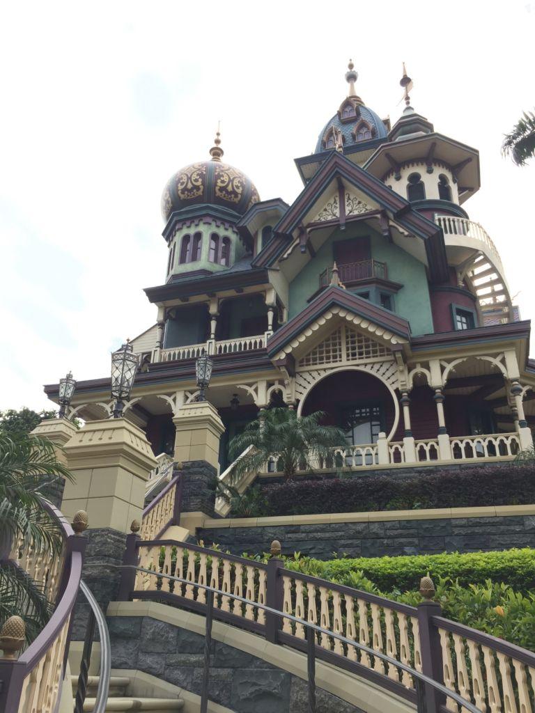 Mystic Point Hong Kong Disneyland