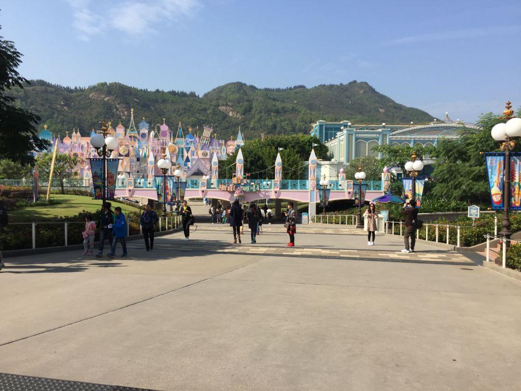 It's a Small World Hong Kong Disneyland