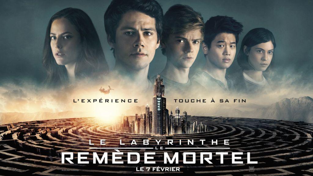 Critique Le Labyrinthe 3 : Le Remède Mortel