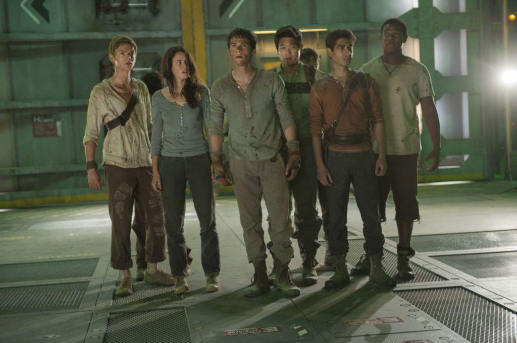 Le labyrinthe 3, Thomas, Teresa, Dylan O'Brien, Kaya Scodelario
