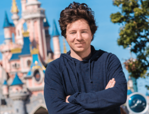 Jean Imbert à Disneyland Paris !