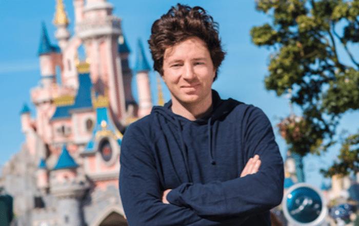 Jean Imbert au Disneyland Hotel