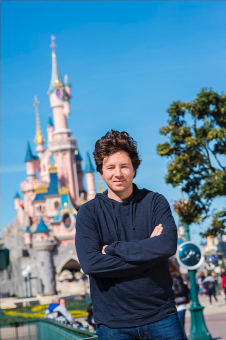 Jean Imbert à Disneyland Paris