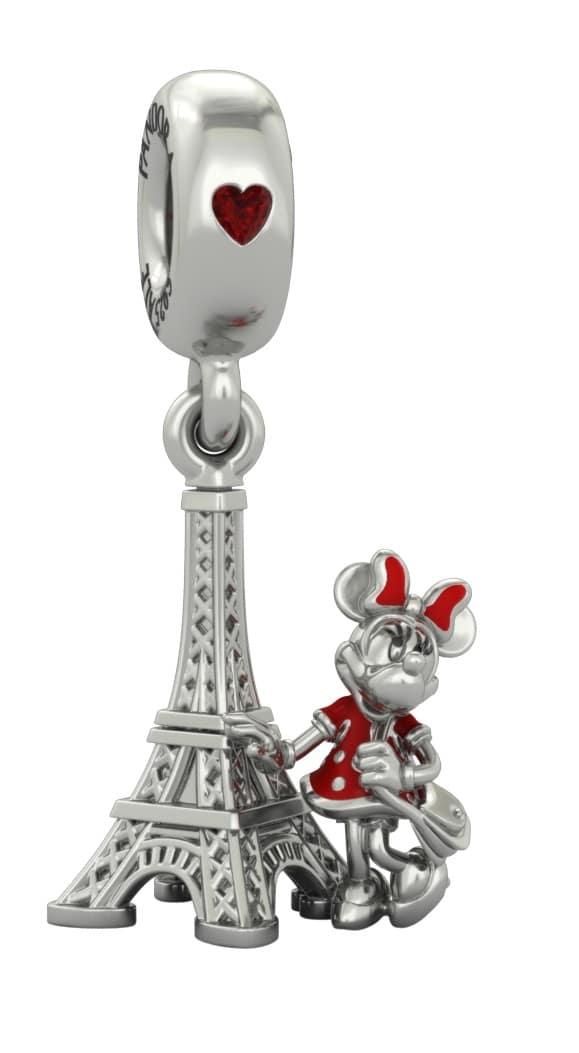 Charms Minnie Pandora exclusif à Disneyland Paris