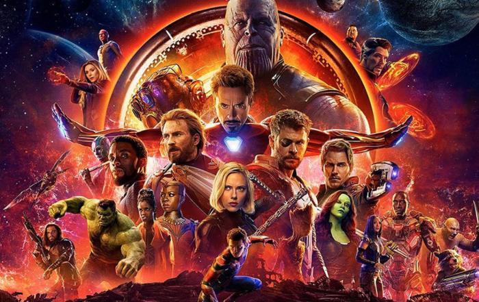En attendant la critique d'Avengers Infity War