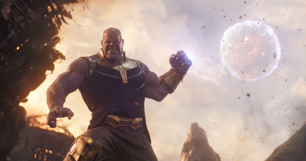 Avengers : Infinity War avec Thanos (Josh Brolin)