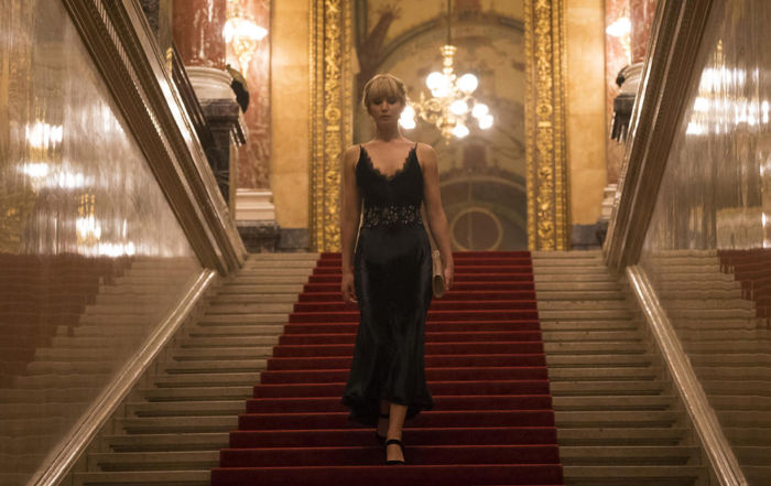 Critique de Red Sparrow de Francis Lawrence