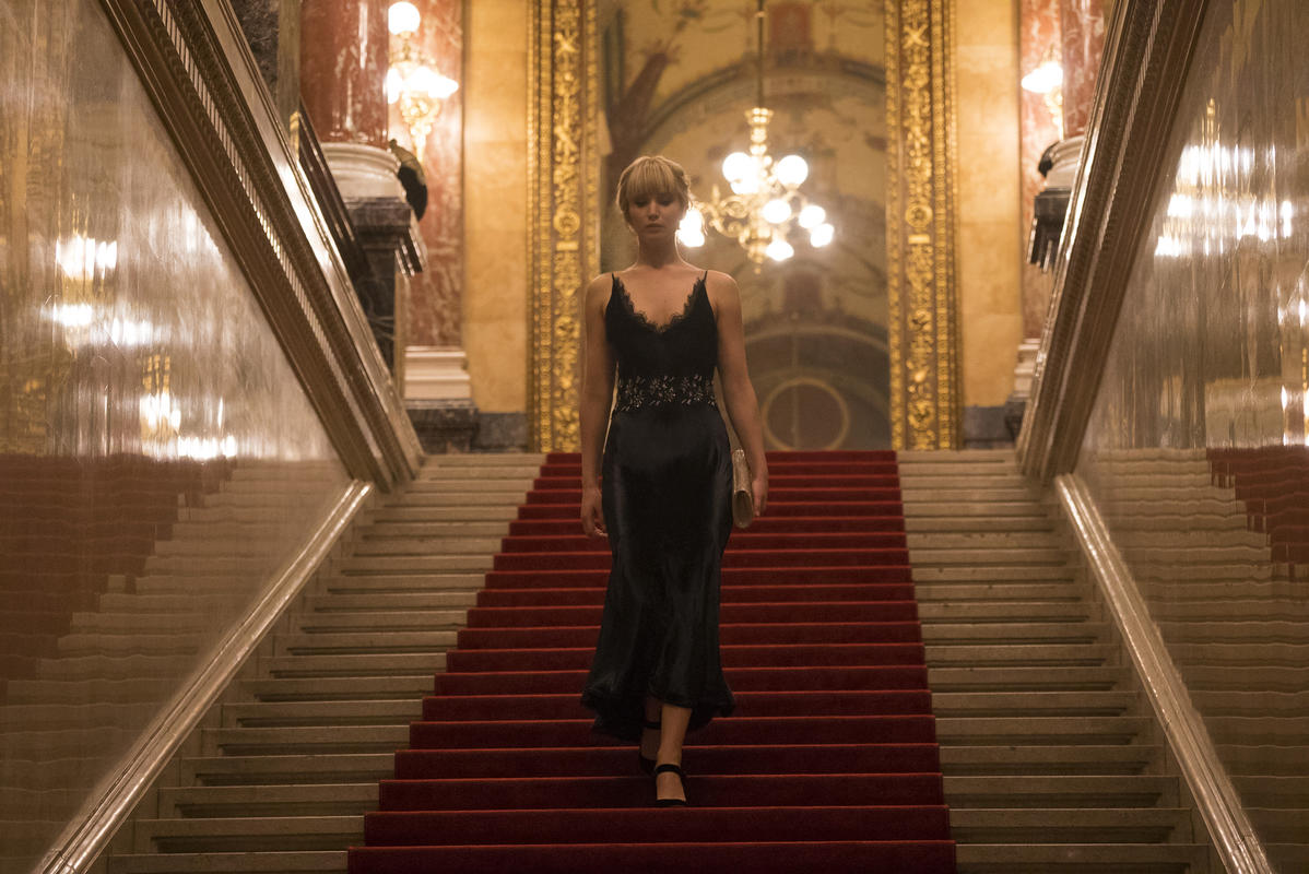 Red Sparrow, Jennifer Lawrence