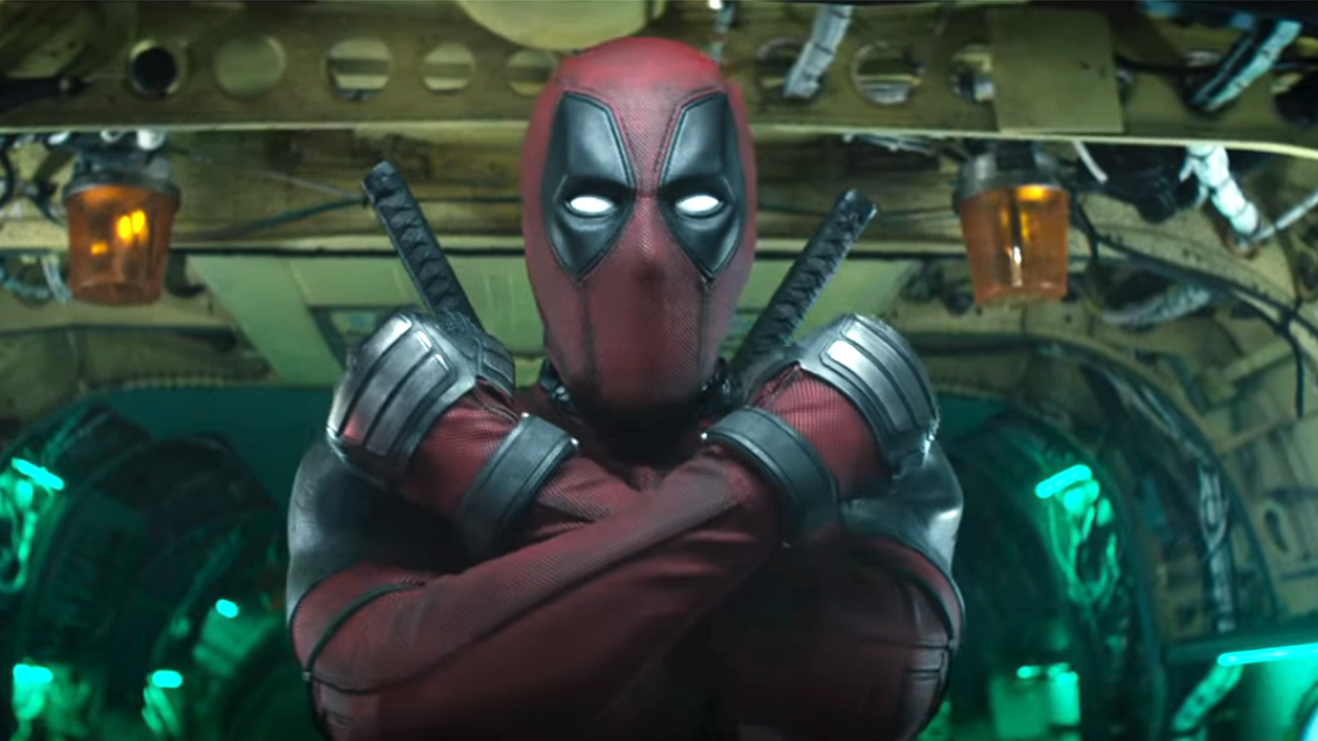 Deadpool 2 avec Ryan Reynolds