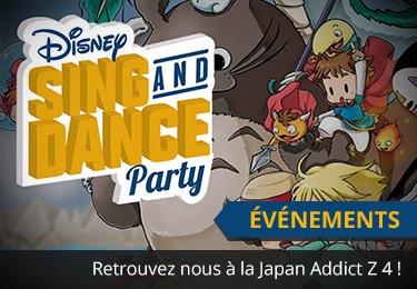 Japan Addict Z 4 avec les Fans Disney d'Alsace