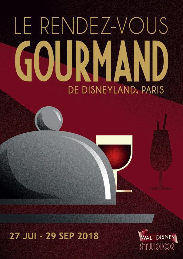 Les rendez-vous gourmands de Disneyland Paris