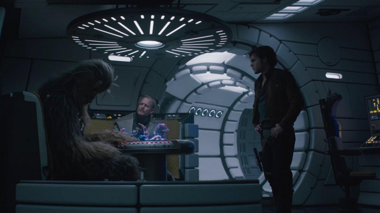 Solo : A Star Wars Story avec Alden Ehrenreich et Woody Harrelson