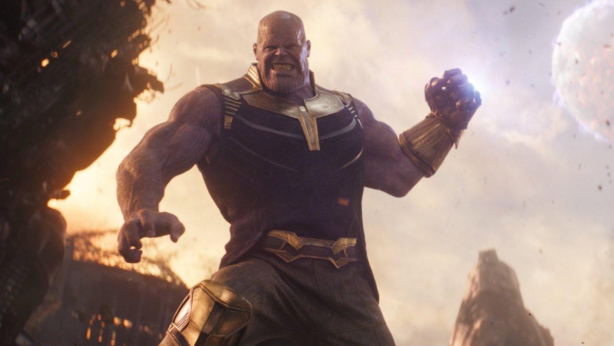 Thanos incarné par Josh Brolin dans Avengers : Infinity War