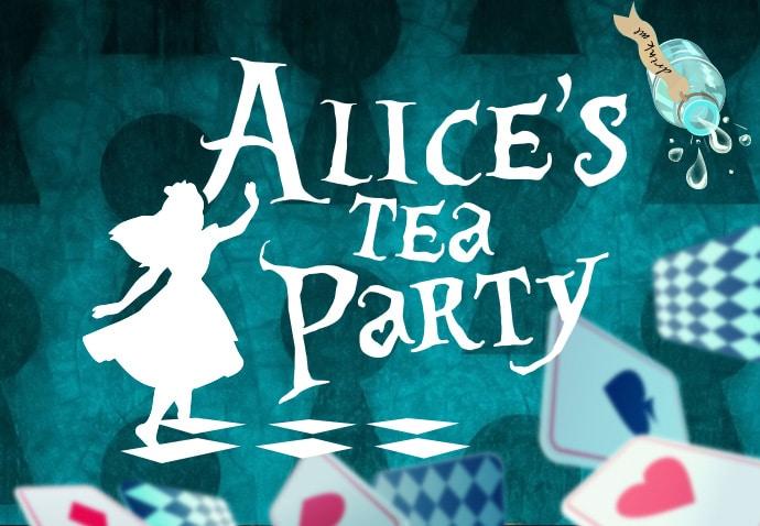 Alice Tea Party à Strasbourg