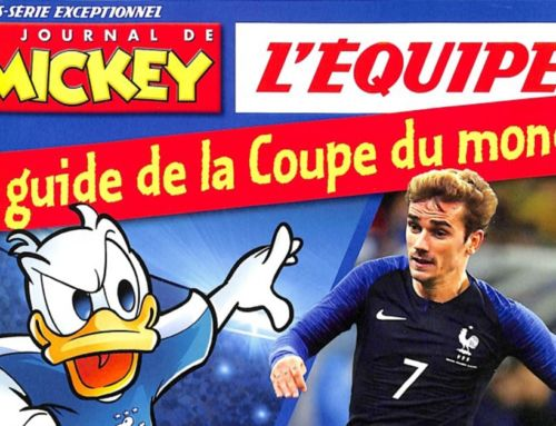 Le Journal de Mickey : Le guide de la Coupe du Monde