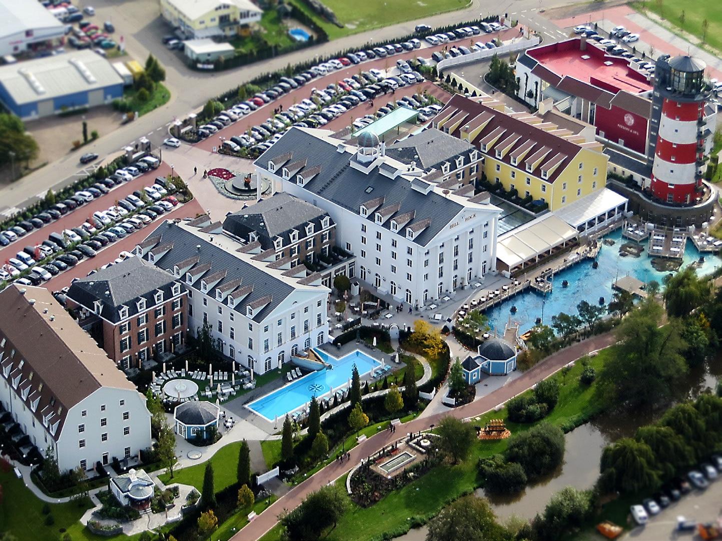 Bell Rock Hotel à Europa Park