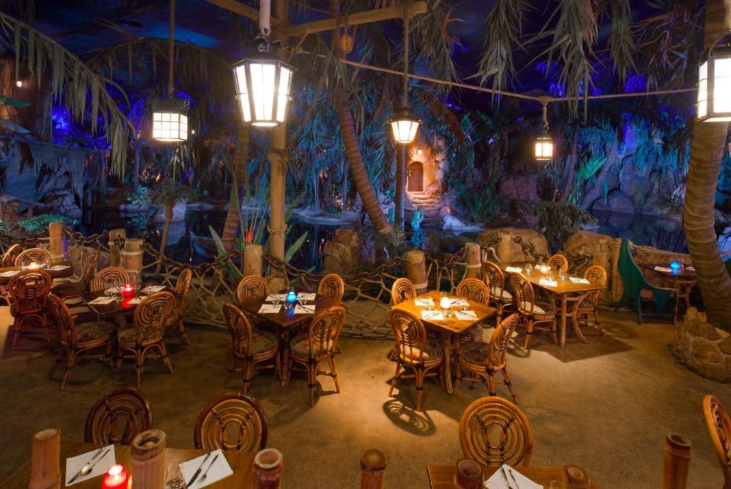 Captain Jack Restaurant des Pirates au Parc Disneyland