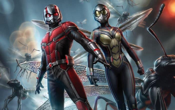Critique Ant-Man et la Guêpe