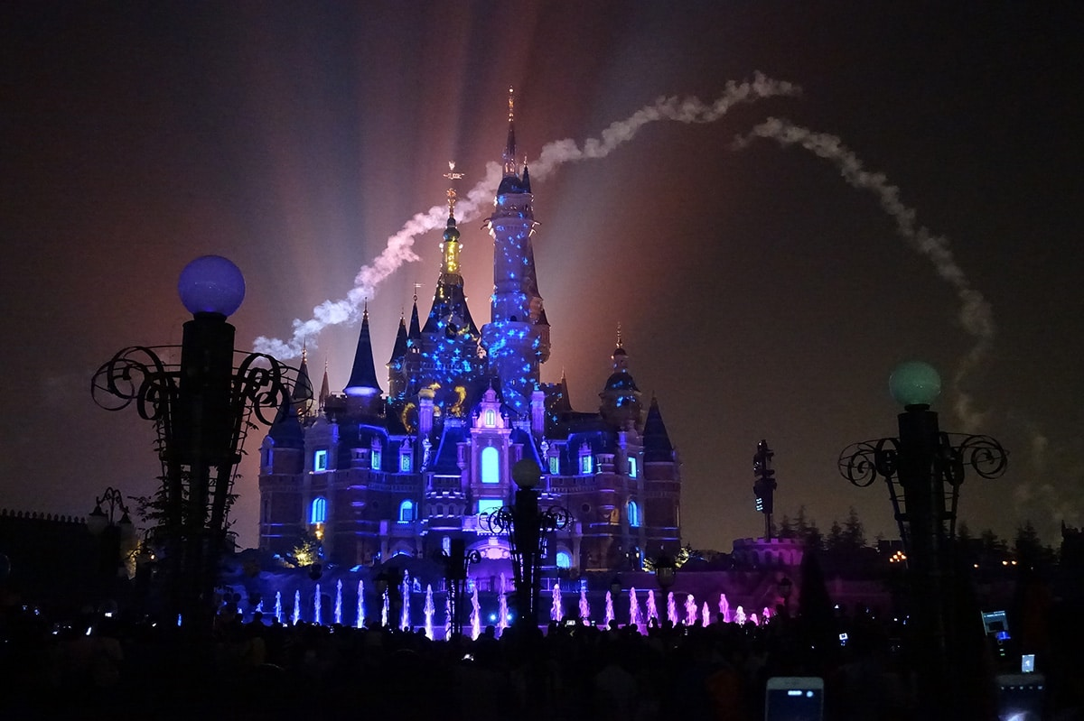 Ignite the Dream, Shanghai Disneyland