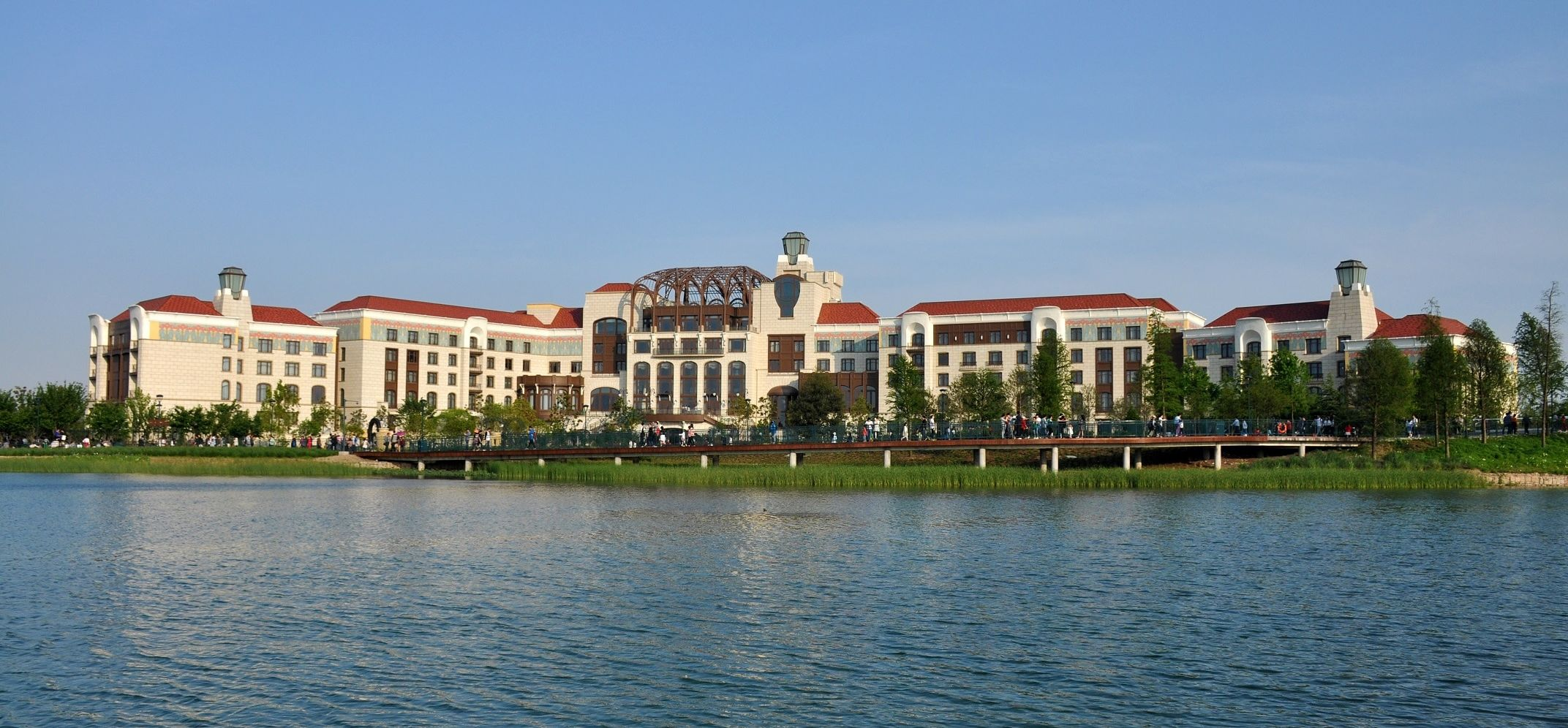 Shanghai Disneyland Hotel à Shanghai Disney Resort