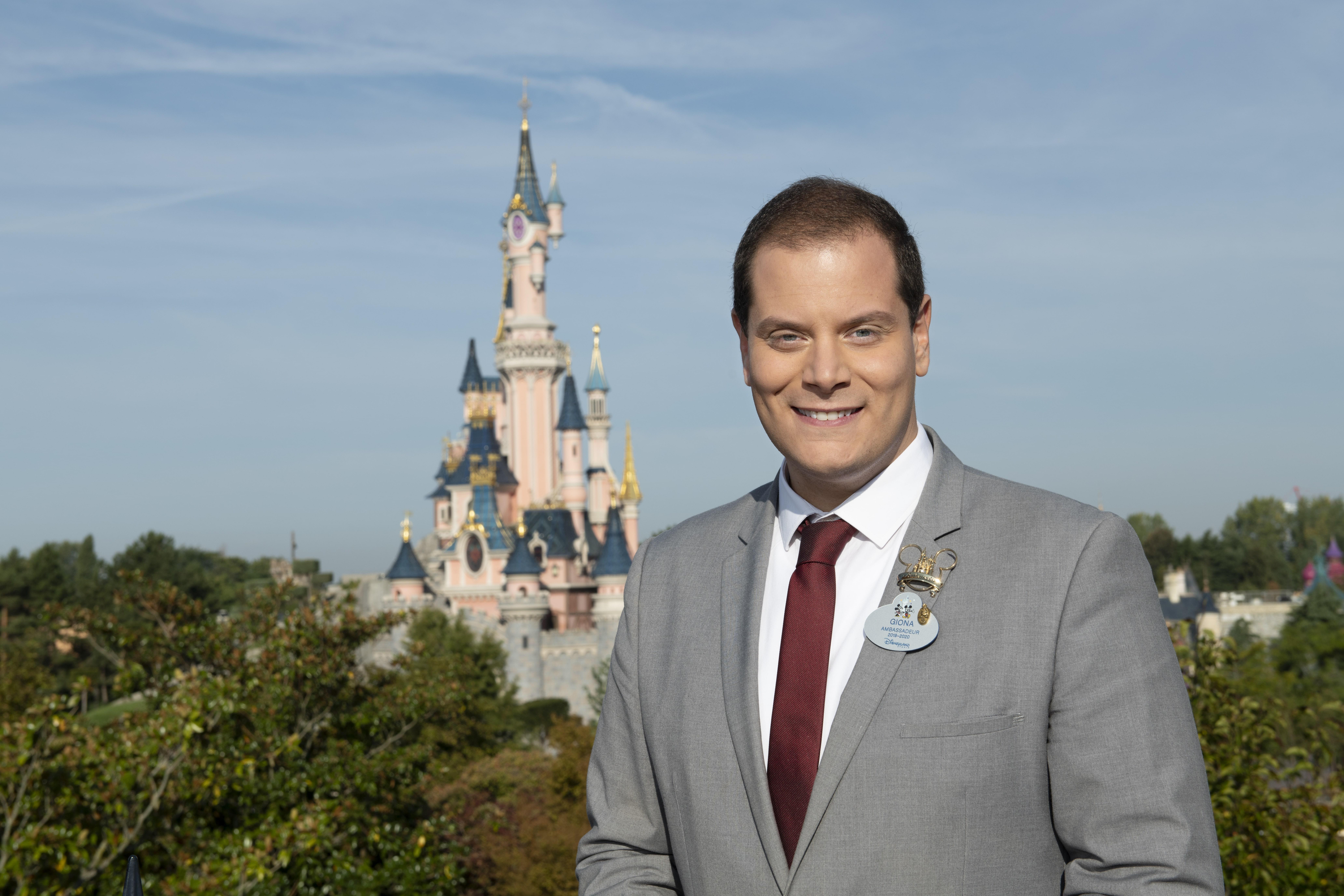 Giona Prevete Ambassadeur Disneyland Paris 2019-2020