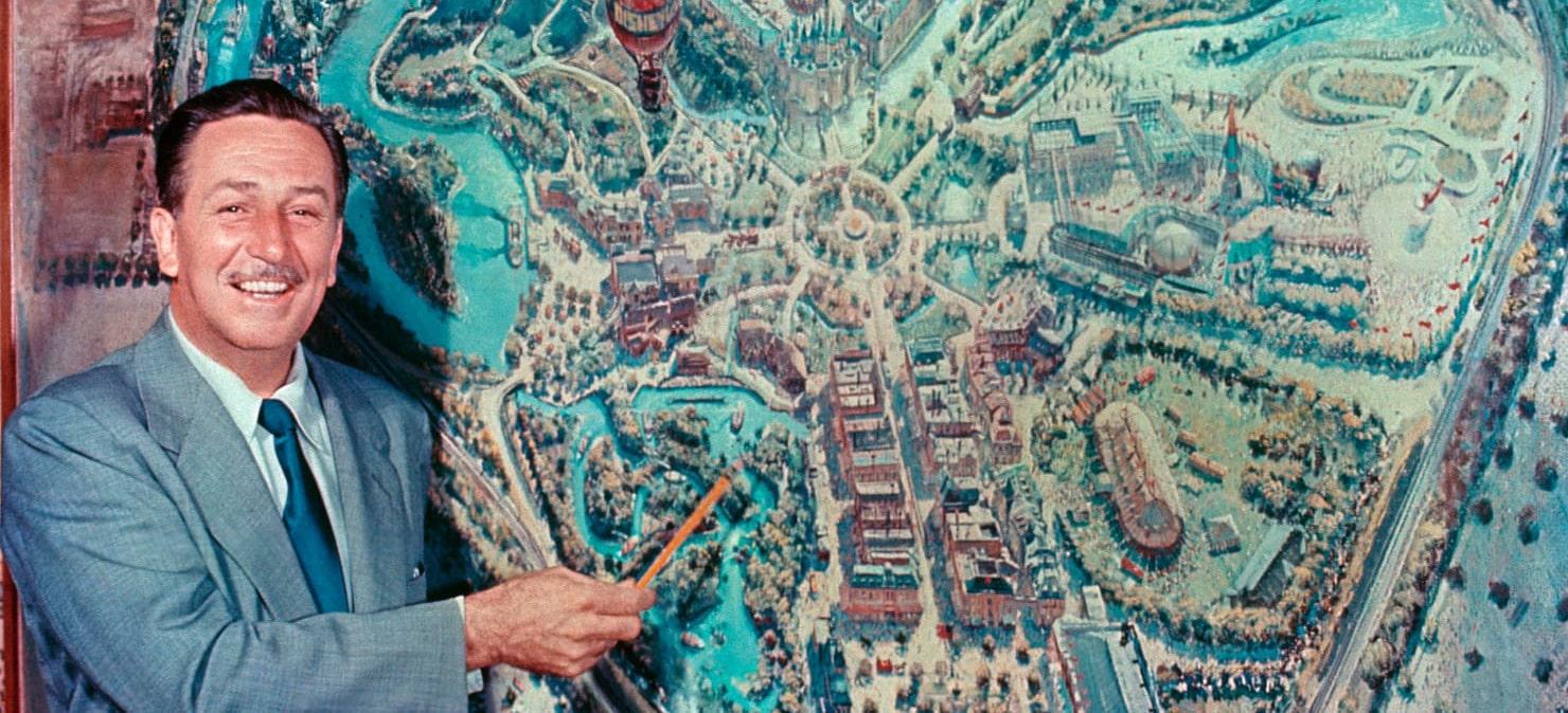 Walt Disney présente Disneyland