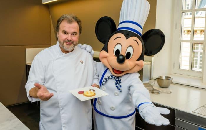 Pierre Hermé et Disneyland Paris s'associent