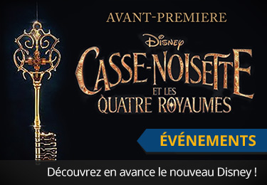 Projection exclusive de Casse-Noisette et les Quatre Royaumes