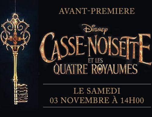 Avant-première de Casse-Noisette et les Quatre Royaume