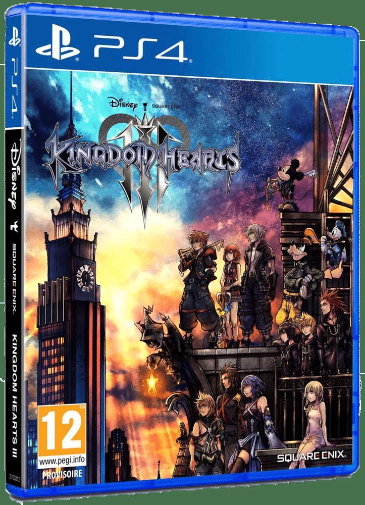 Jeux Kingdom Hearts 3