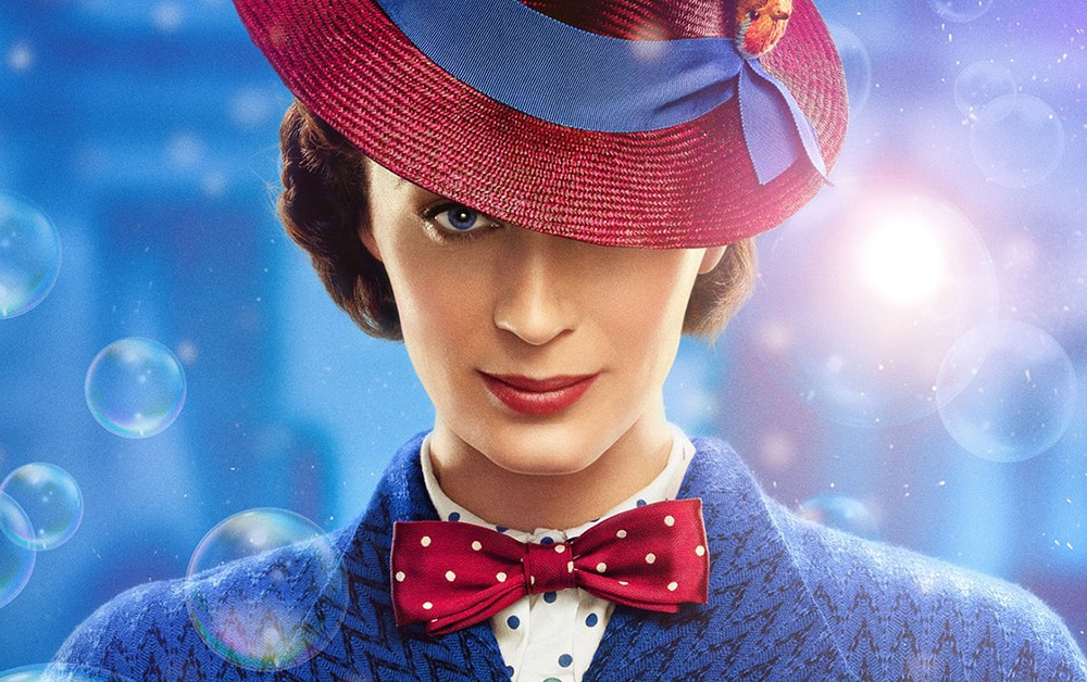 Critique Le Retour de Mary Poppins de Rob Marshall