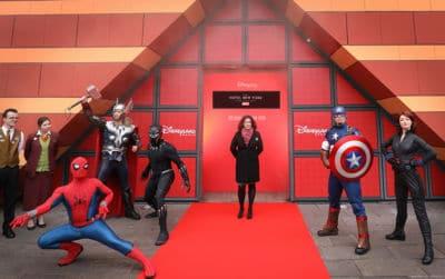 Disney's Hotel New York - The Art of Marvel à Disneyland Paris