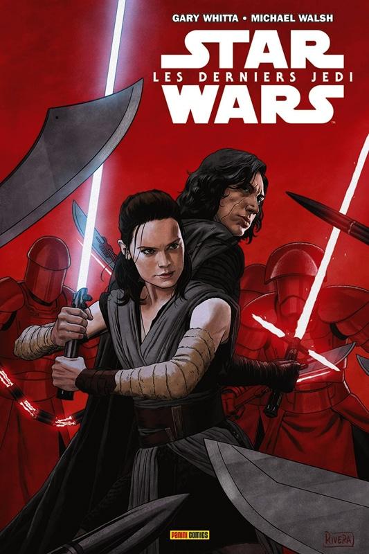 Les Derniers Jedi - Comics Marvel