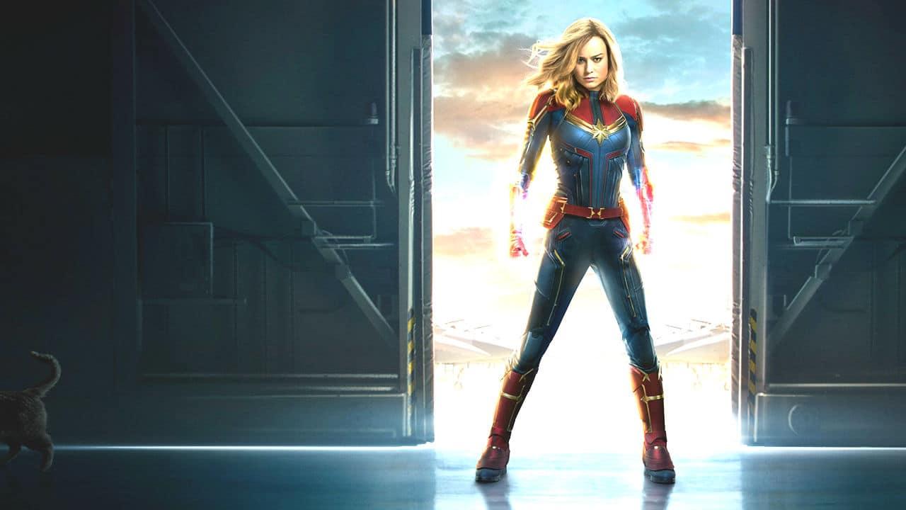 Carol Danvers est Captain Marvel