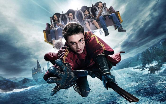 Harry Potter aurait pu appartenir à Disney